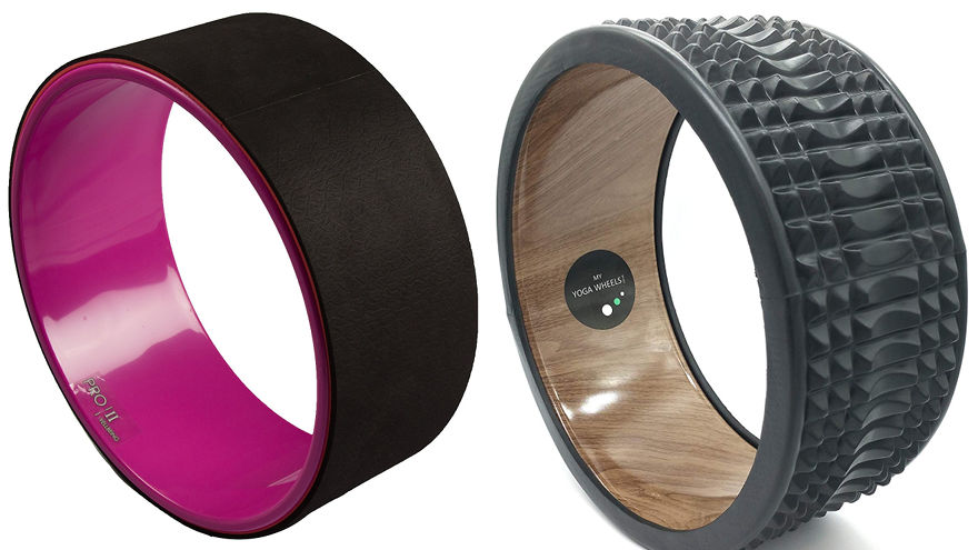 ruedas de yoga - yoga wheels